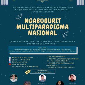 Ngabuburit Multiparadigma untuk Mencapai Makrifat Ilmu Akuntansi