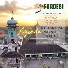 Agenda Intelektual Naratif Aktif