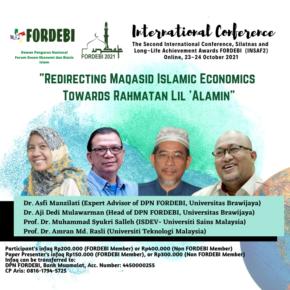 International Conference, Silatnas, dan Long-Life Achievement Awards FORDEBI ke 2 (INSAF2)